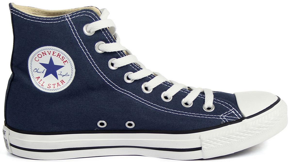 Converse Chuck Taylor All Star High Sneaker blau weiß