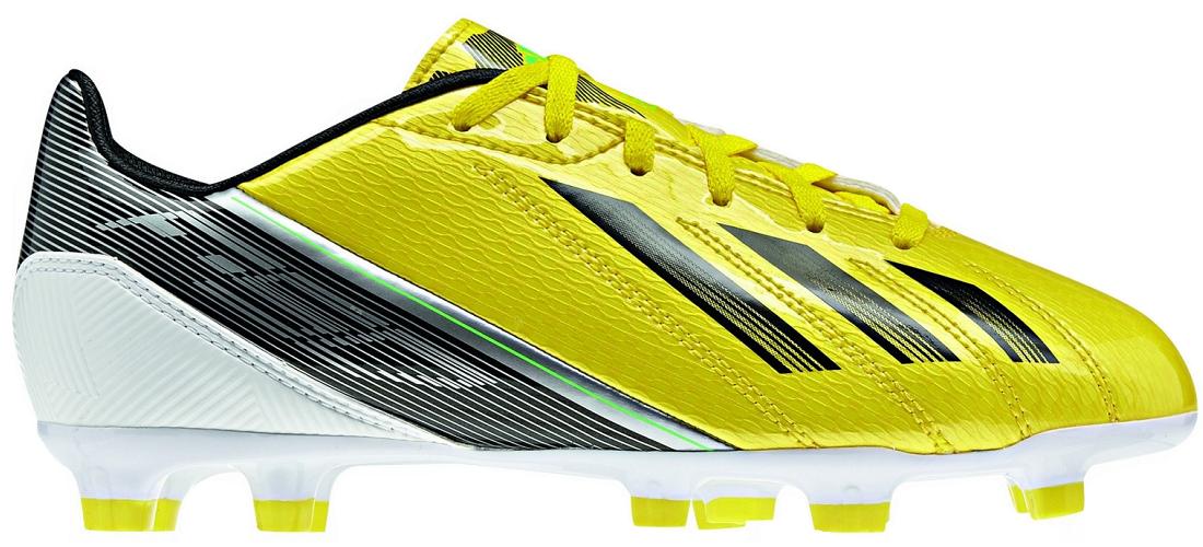 Adidas Da F10 Trx Fg Ragazzo ´ S Scarpe Da Adidas Calcio Scarpe Formatori Giallo 7749c0