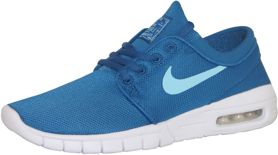best website 9bdb8 f55fc Details about NIKE Air SB Stefan Janoski Max GS Sneaker Sport Shoes  Trainers blue 905217 400