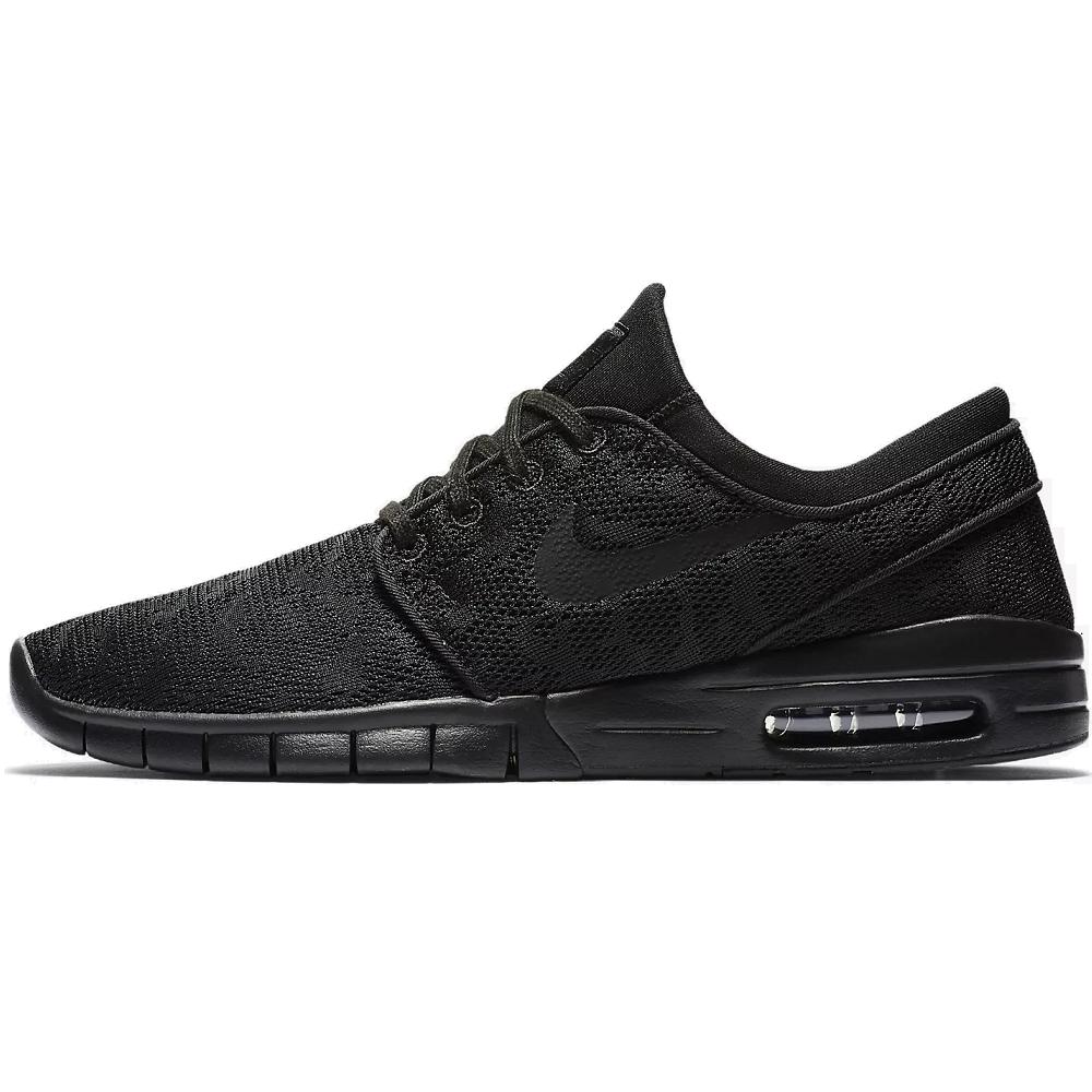 Skateboard Sb Sport Nike Stefan Janoski Shoes Max Sneaker Black Air U6Fwa