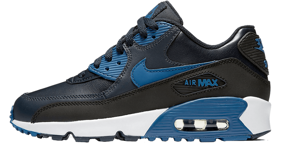 best website d279b a5b43 Nike Air Max 90 Leather (GS) Sneaker B-Ware | Sportschuh-Outlet