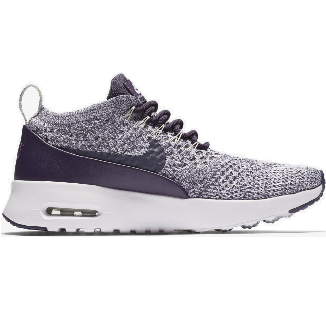 half off f63bf 27afe Nike Air Max Thea Ultra Flyknit FK Sneaker Sport Shoes purple white