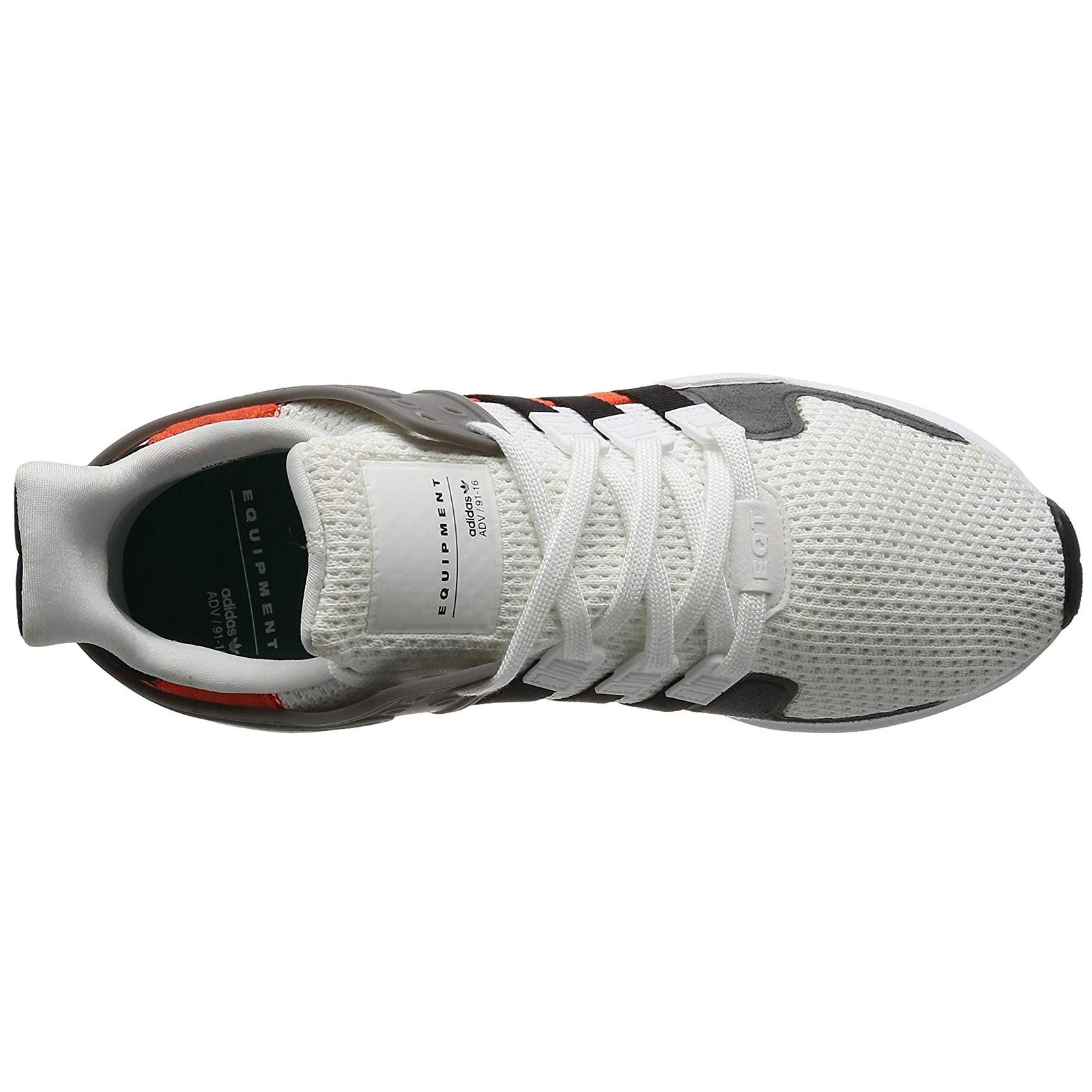 Adidas Originals EQT Equipment Support ADV Advanced Schuhe Sneaker weißgrauschwarzorange BY9584