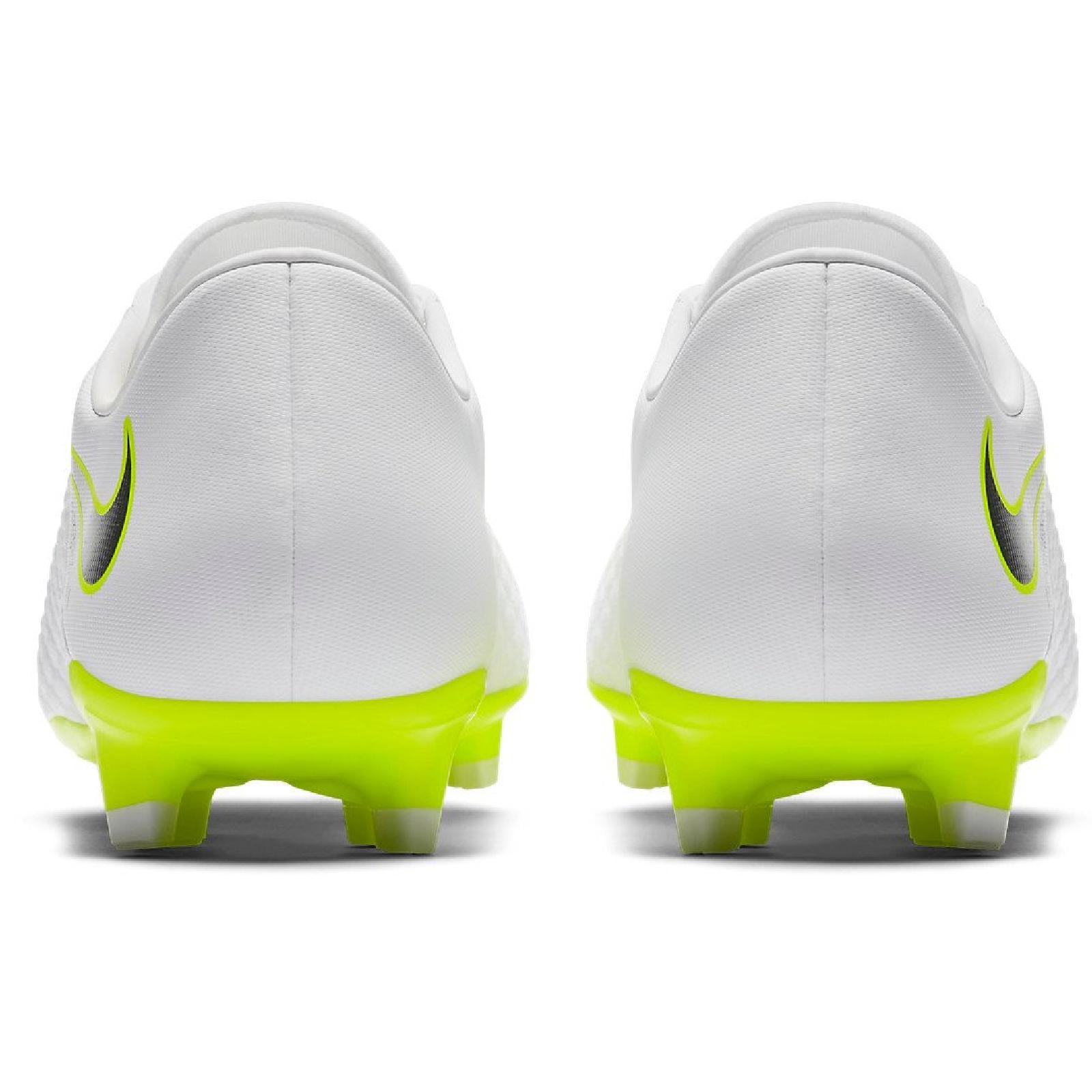Nike Hypervenom Phantom 3 Academy FG Fußballschuhe weiss/neon AJ4120-107