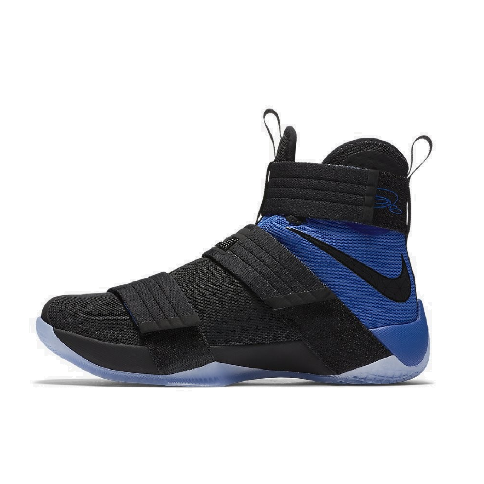 the best attitude 32668 f1113 Details about Nike Air Zoom LeBron X SFG Men´s Indoor Basketball Sport  Shoes black 844378 004