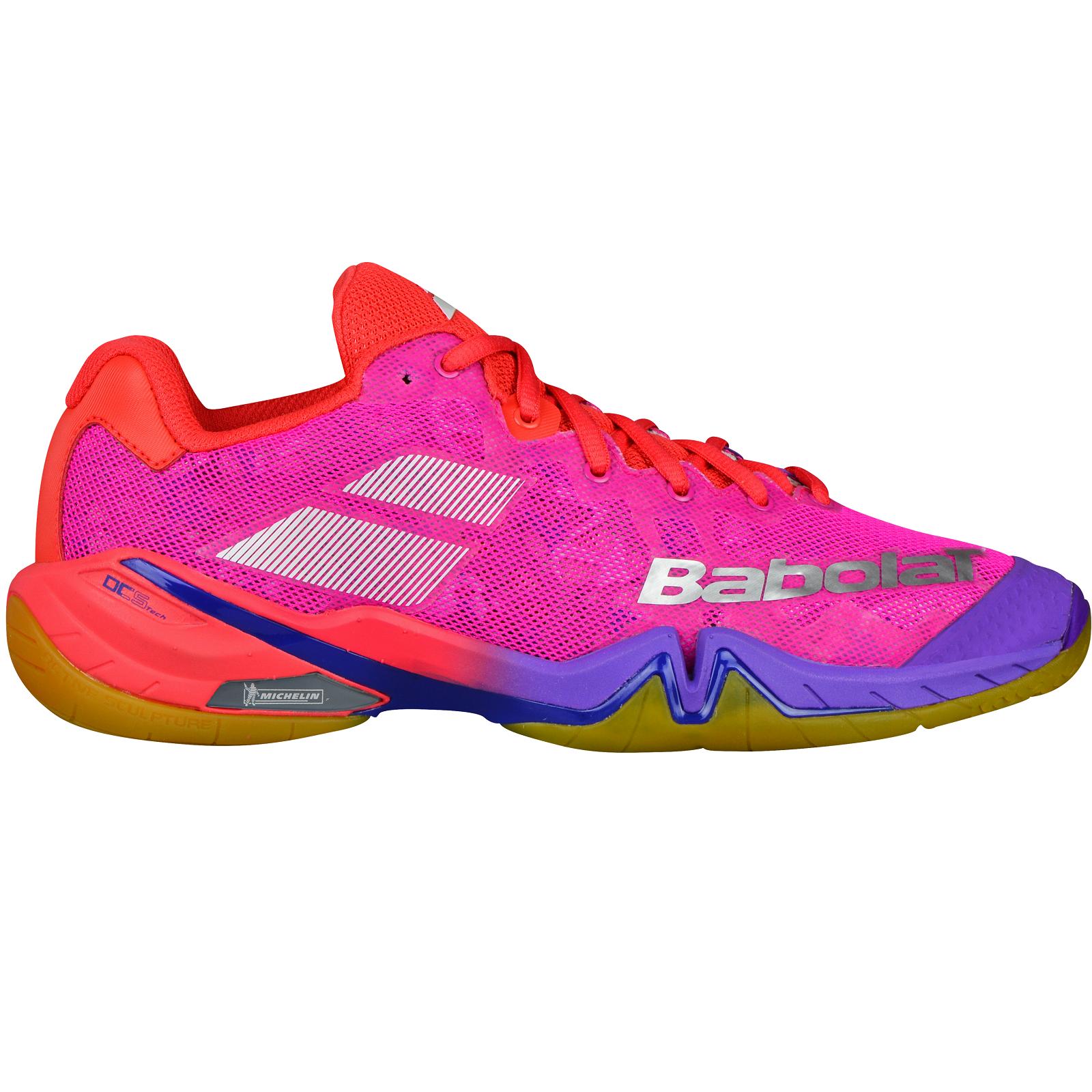 Babolat Shadow Tour 2019 Schuhe Badminton Squash Hallenschuhe Indoor 31S1802 299