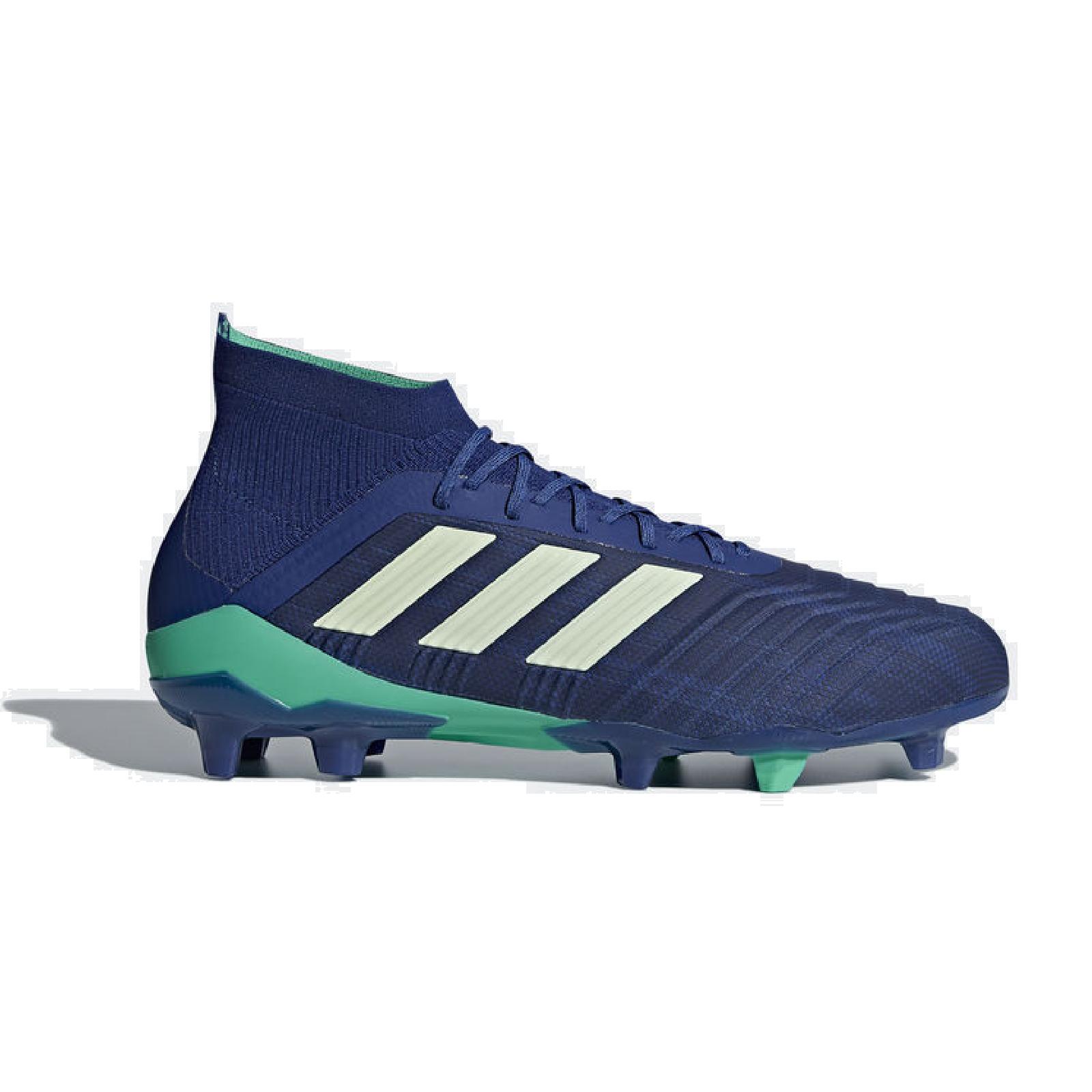 Adidas Predator 18 1 Fg Fussballschuhe Blau Grun Cm7411