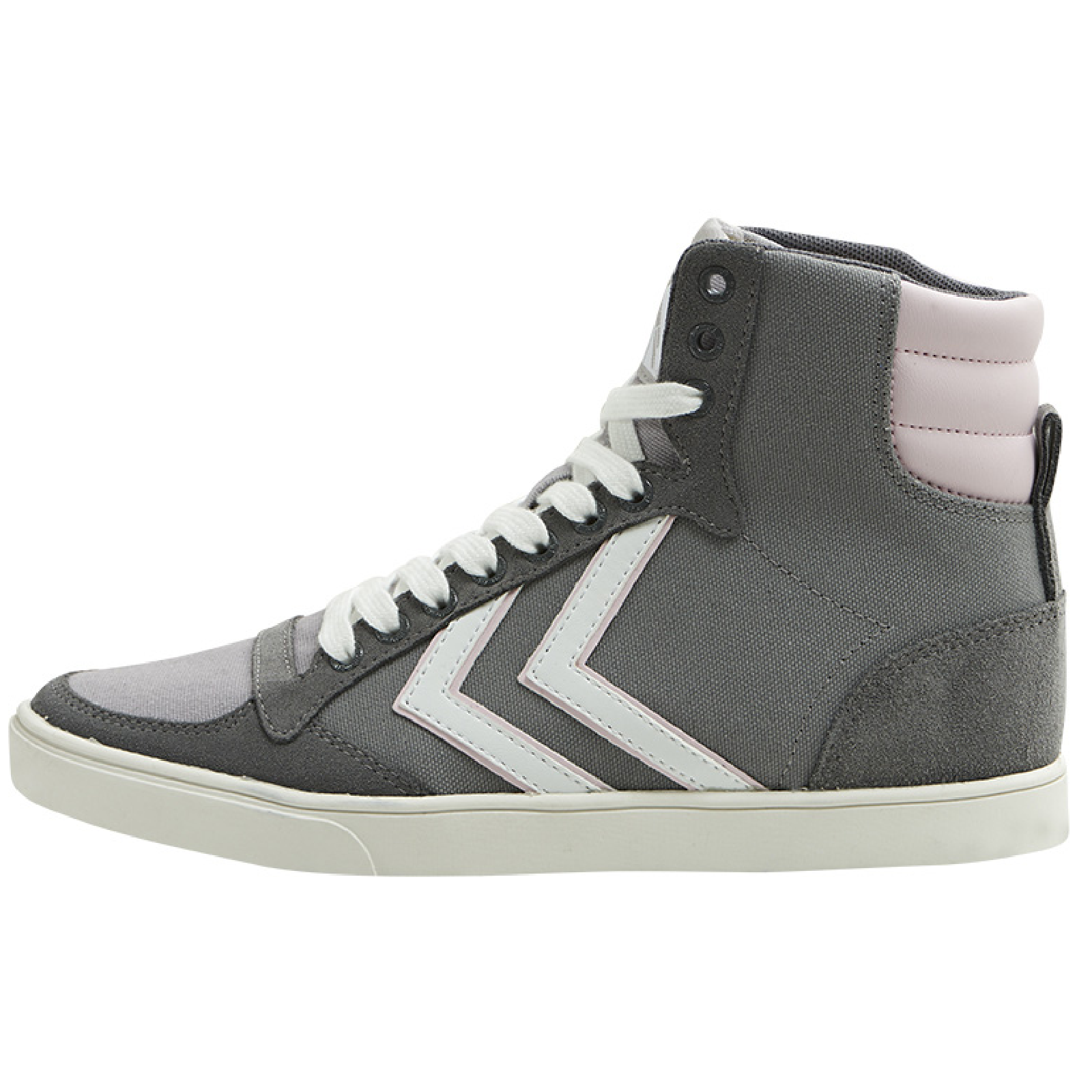 Details zu Hummel Slimmer Stadil High Sneaker Schuhe Turnschuhe Sportschuhe grau 2033722600