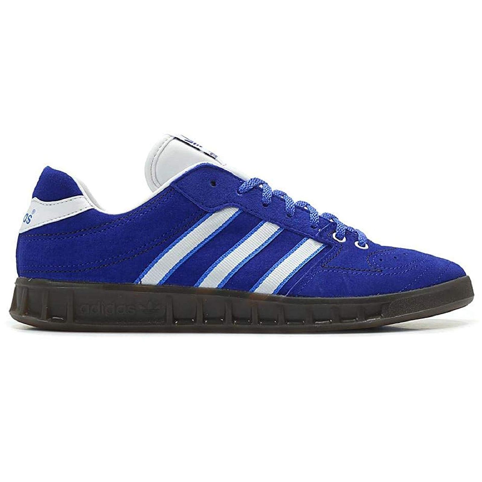 Adidas Originals Handball Kreft Spezial SPZL Indoor Schuhe Sneaker blauweiss DA8748