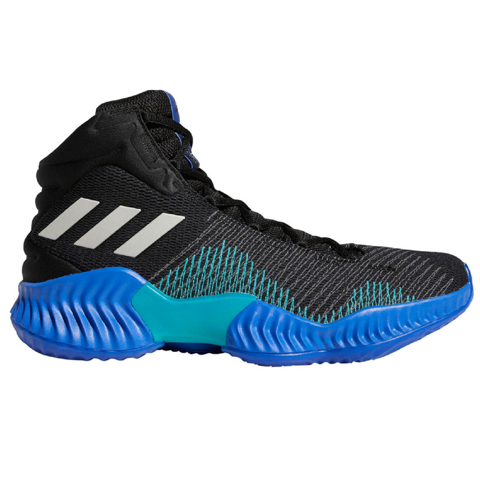 adidas Pro Bounce 2018 Herren Basketballschuhe AH2657