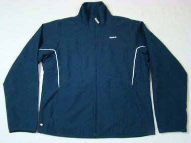 Reebok Woven Trainingsjacke Athletic blau