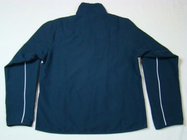 Reebok Woven Trainingsjacke Athletic blau – Bild 4