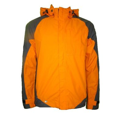 Regatta Coldridge Jacke orange/grau – Bild 1