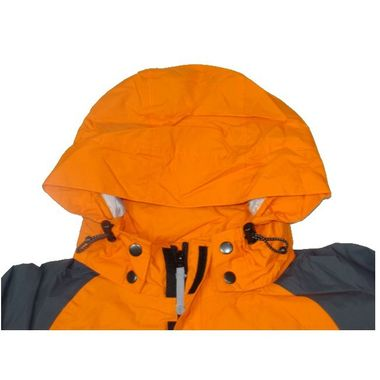 Regatta Coldridge Jacke orange/grau – Bild 5