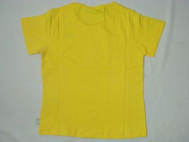 Dare2Be Topo Damen T-Shirt gelb – Bild 4