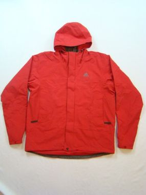 Adidas Hiking CPR Outdoorjacke Jacke rot – Bild 1
