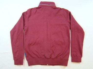 Adidas Originals A.039 M Patch Jacke bordeaux – Bild 6