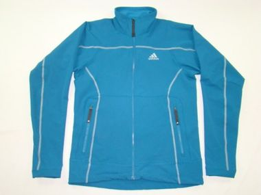Adidas Hiking LT Softshelljacke Outdoorjacke Jacke blau