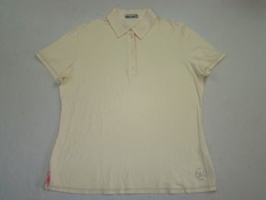 Gallina Colori by Lybwylson Poloshirt Shirt beige