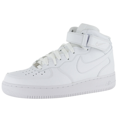 Nike Air Force One 1 Mid 07 Sneaker weiß – Bild 1