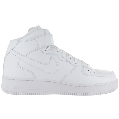 Nike Air Force One 1 Mid 07 Sneaker weiß – Bild 2