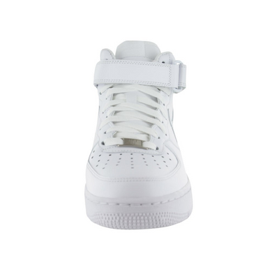 Nike Air Force One 1 Mid 07 Sneaker weiß – Bild 4