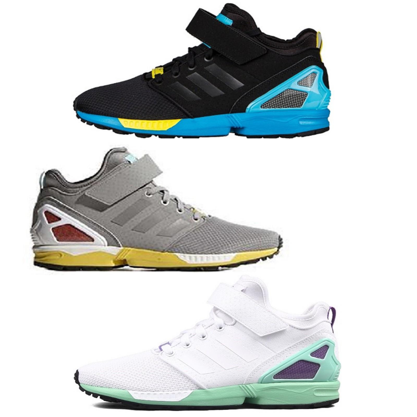 Adidas Torsion Zx Flux Nps Mid 8000 40-49 Nouveau 110€ 750 9000 Adizero Adipure pg9nW