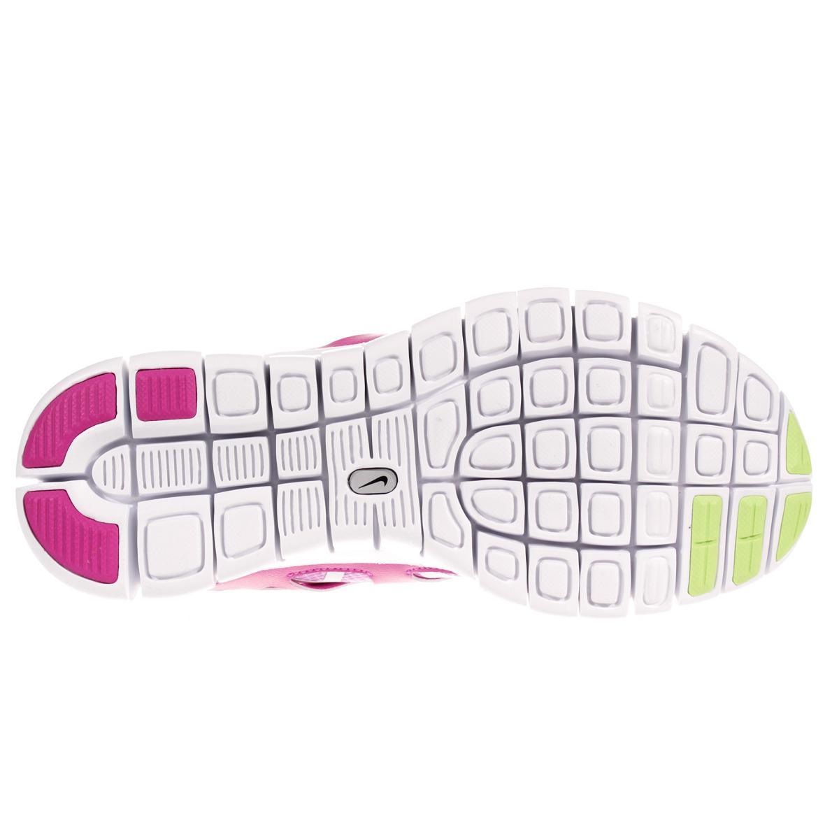 Nike Free Run 2 Laufschuhe 477701 503 pinkrosaweiß