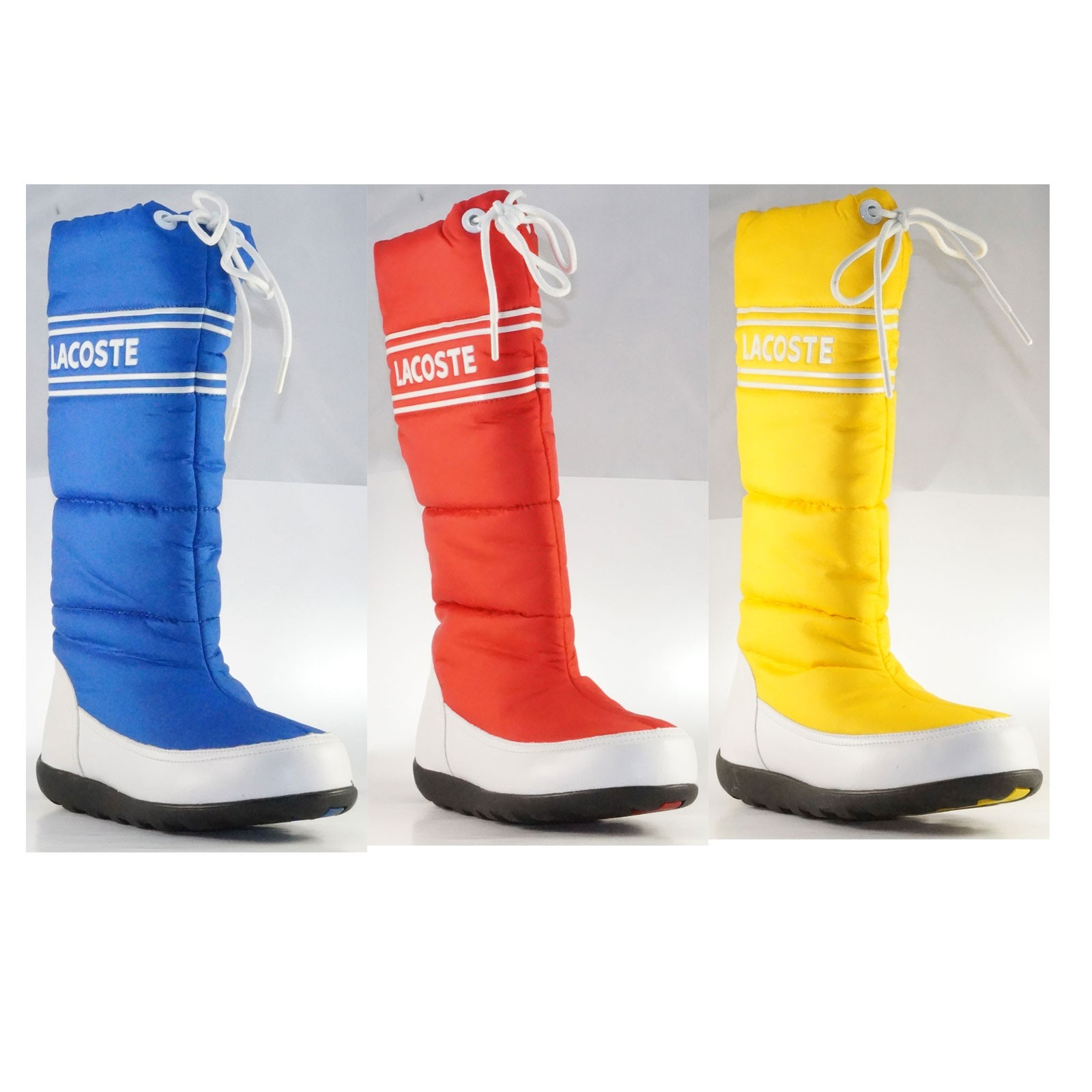 newest 9c818 3f2a4 Details about Lacoste Snug Women Winterboots Boots Snow Winter Sneaker  11CAW1441 95T 156 84T
