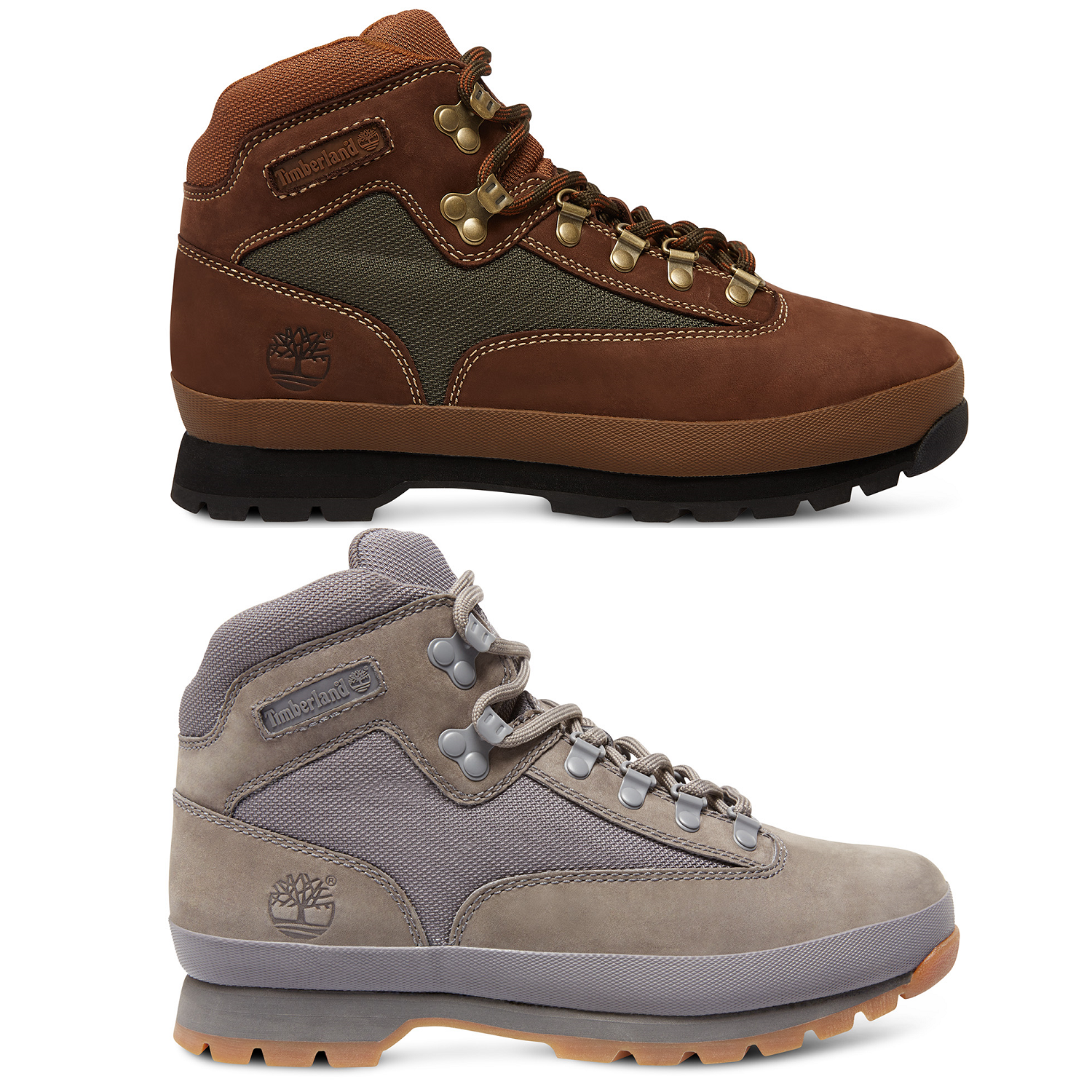 Timberland A11UL A11V8 Euro Hiker F/L Mid Boot different colors