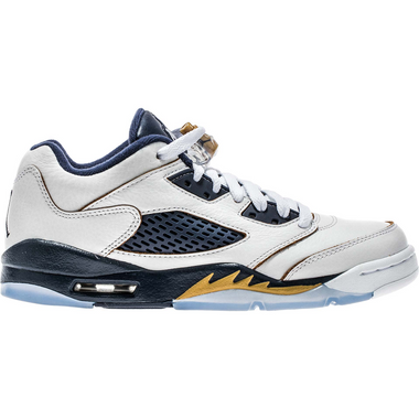 Nike Air Jordan 5 Retro Low LTD Alternate Dunk From Above Basketballschuh Sneaker verschiedene Farben – Bild 7