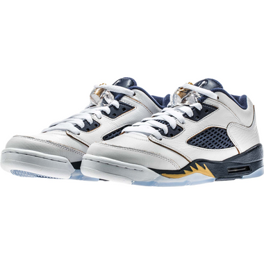 Nike Air Jordan 5 Retro Low LTD Alternate Dunk From Above Basketballschuh Sneaker verschiedene Farben – Bild 9