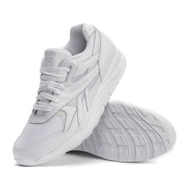 Reebok Ventilator Supreme LTR Leather Sneaker weiß – Bild 2