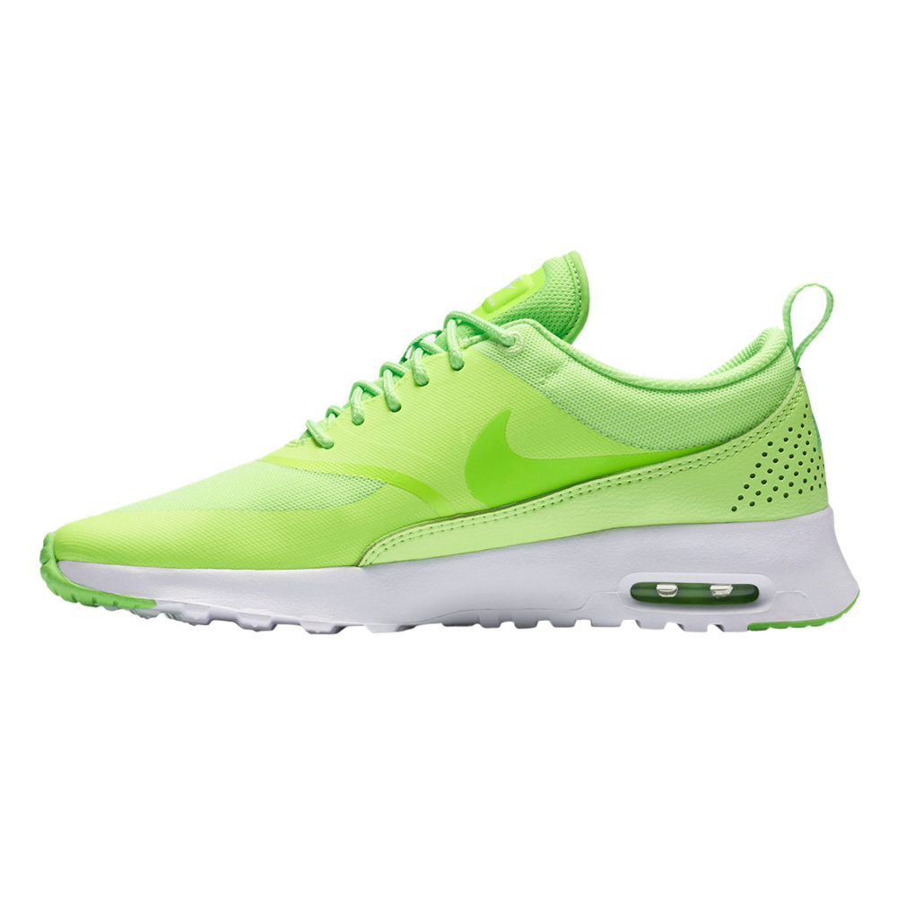 competitive price c7ac0 c1c8a Nike Air Max Thea Sneaker green neon