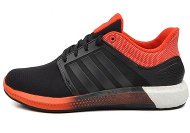 buy online eec4f 1110c Adidas Solar Boost M Laufschuhe schwarzrotweiss