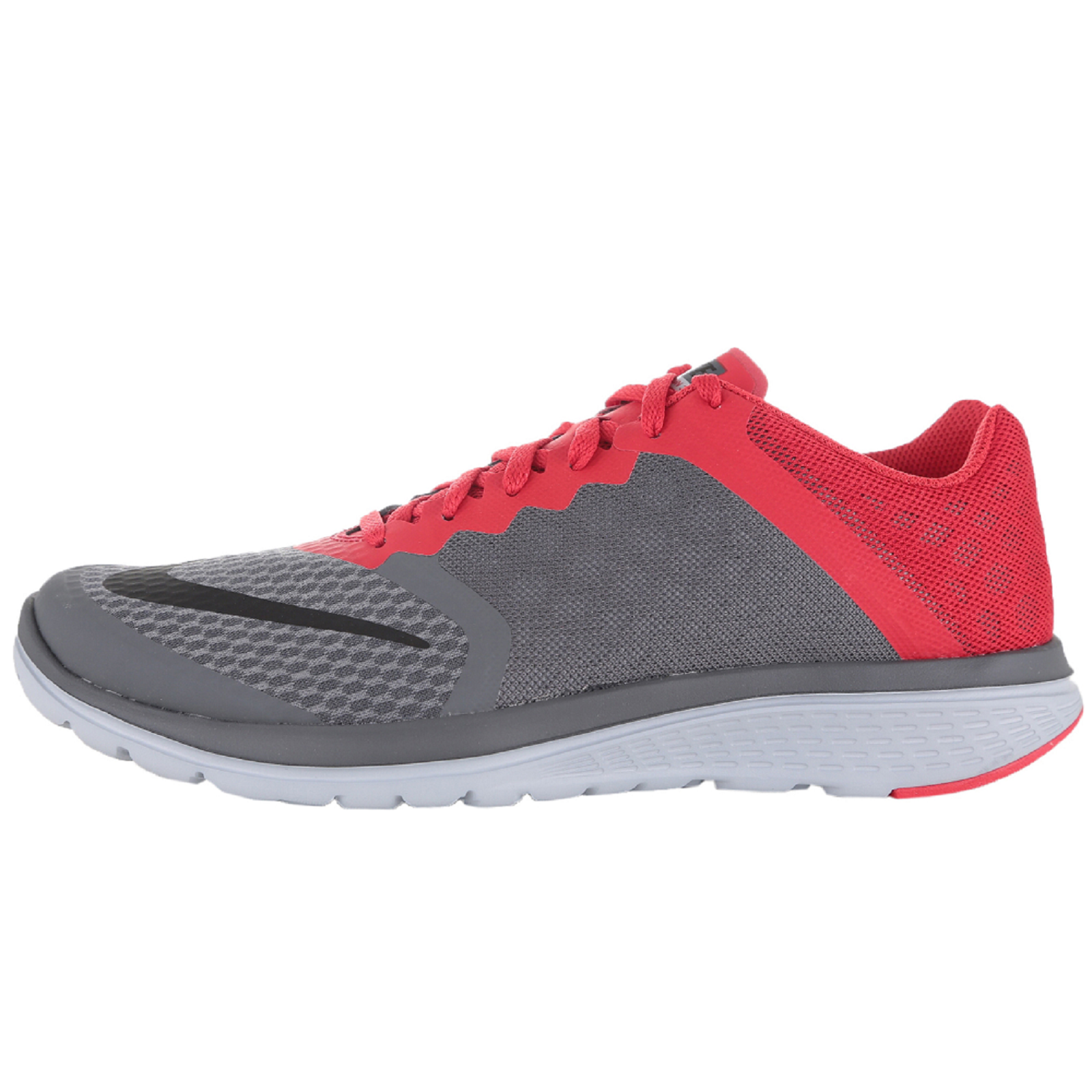 half off 04d6e 9eded Details about Nike FS Lite Run 3 Men´s Sport Shoes Trainers Sneakers grey  807144 006 WOW SALE