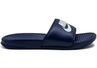 Nike Benassi JDI Just Do It Badeschuhe Slide – Bild 1
