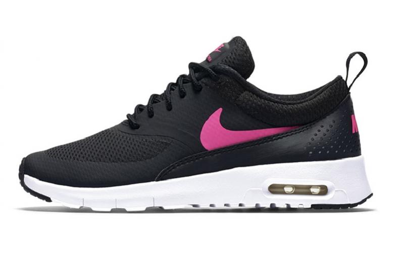 Details zu Nike Air Max Thea Damen Schuhe Sneaker Turnschuhe Sportschuhe schwarz 814444 001