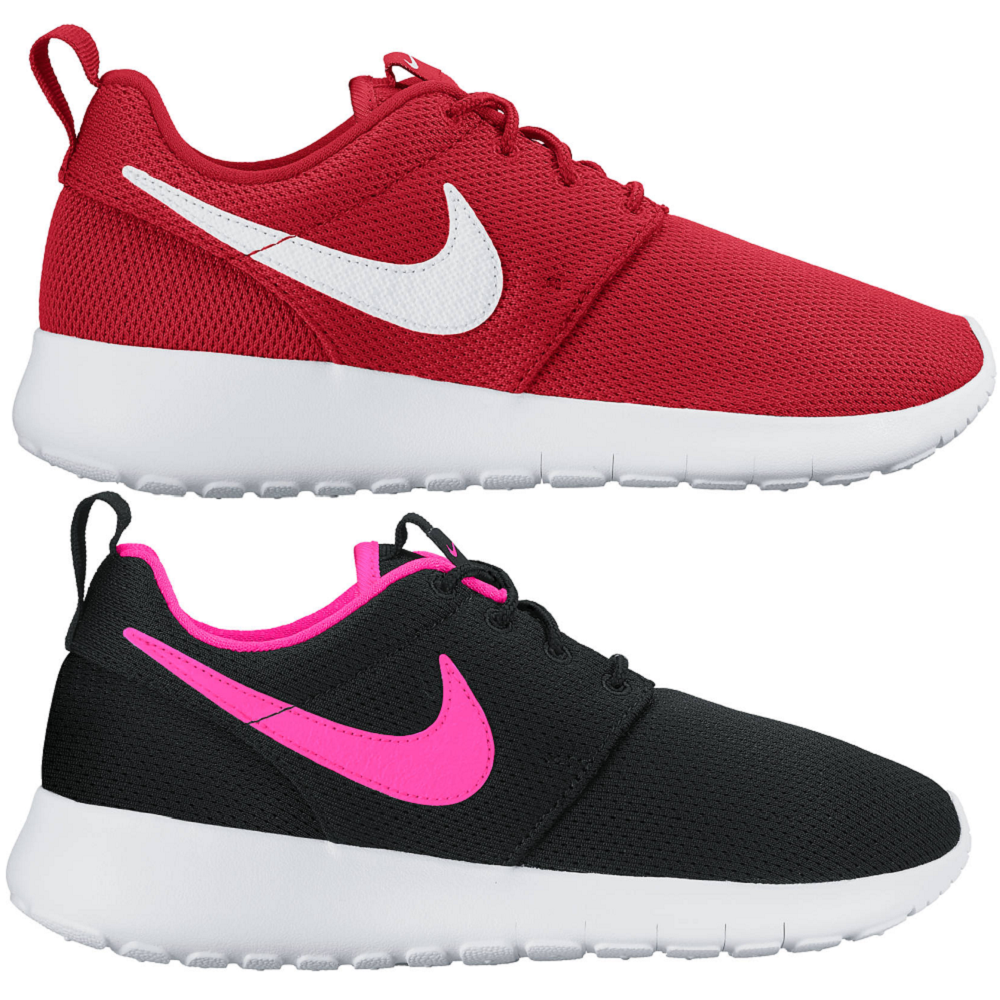 01dea719efae Nike Roshe One Sneaker Sport Shoes Trainers red black 599728 605 ...