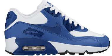 Nike Air Max 90 Leather (GS) Sneaker Schuhe – Bild 1