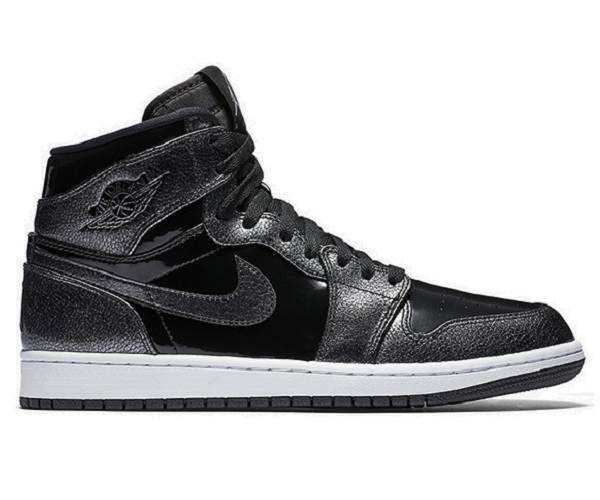 new product 12f8a 4a129 ... cheap nike air jordan 1 one retro high sneaker schuhe schwarz weiß  5b41e 04ee9