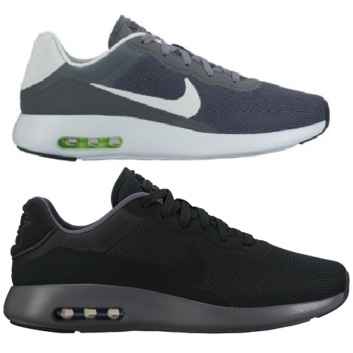Details about Nike Air Max Modern Essential Sneaker Sport Shoes black gray 844874 003 005 SALE