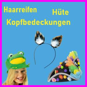 Hüte / Haarreifen / Kopfbedeckungen