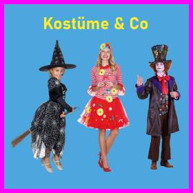 Kostüme & Co.