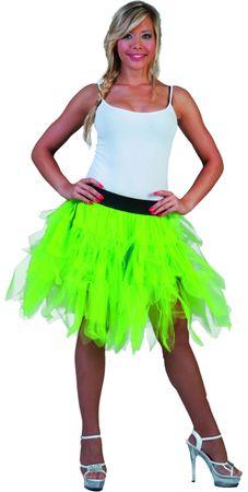 Kostüm Petticoat Tüllrock Tüll Rock Tutu Tütü Halloween Motto Karneval Fasching – Bild 5