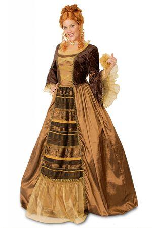 Kostüm Lady Anne Barock Rokoko Maskenball Barockkleid Gr.36-50 Fasching Karneval – Bild 1