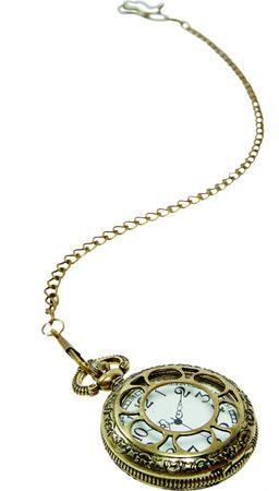 Kostüm Accessoires Taschenuhr ohne Laufwerk Steampunk Barock Fasching NEU