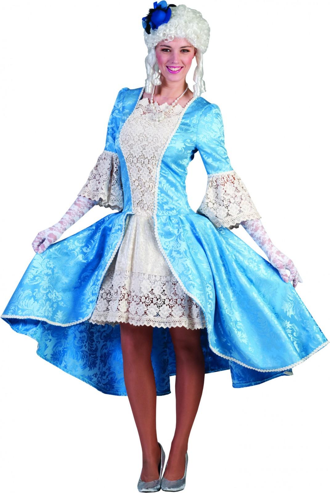 Kostum Barock Damen Herren Barockkostum Prinzessin Prinz Kostumball