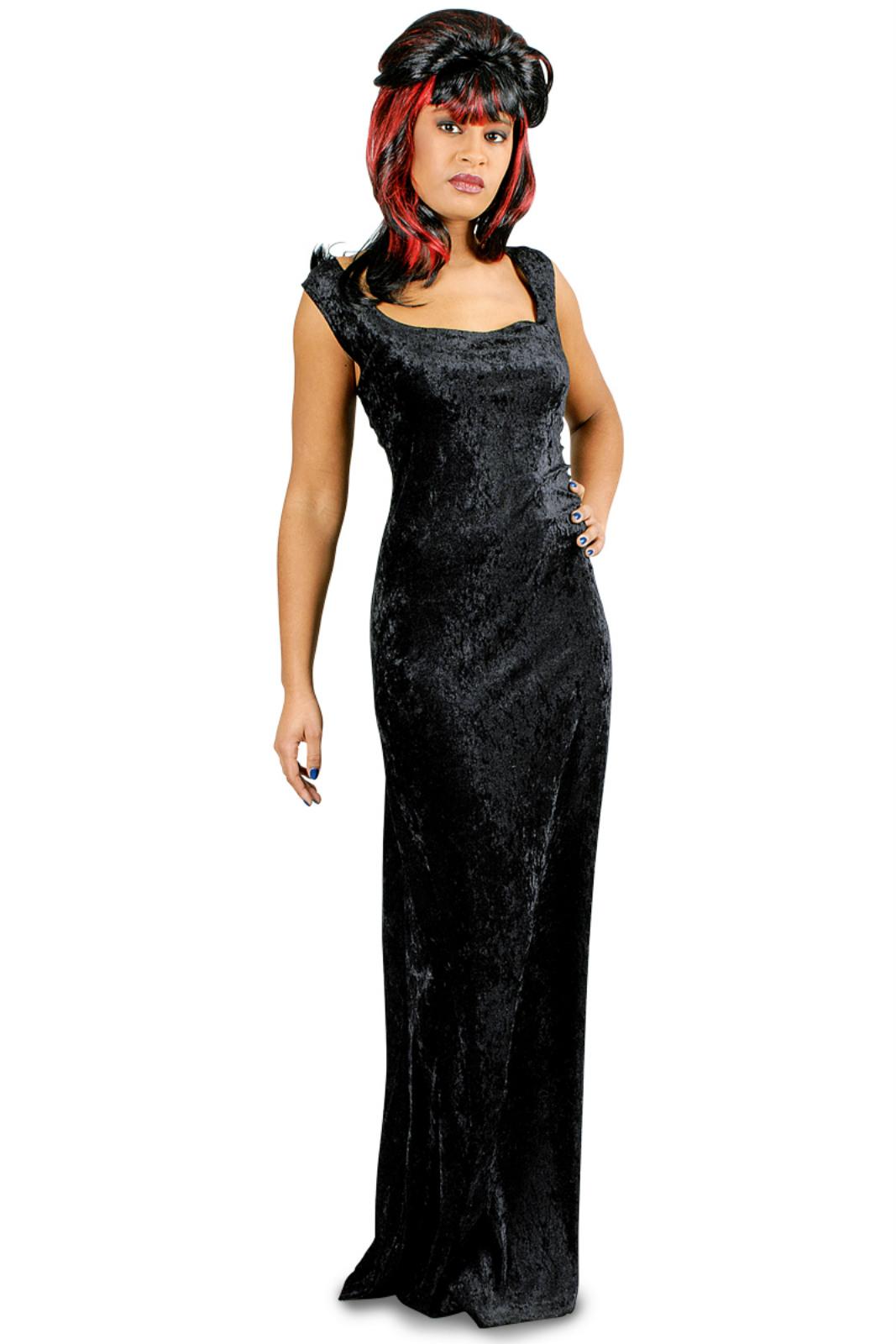 Schwarzes kleid gr 36