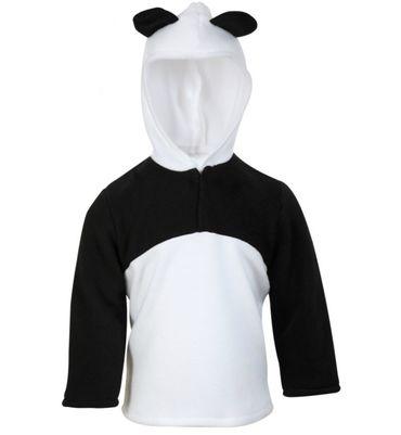Panda Kostüm Kinder Pandabär Pandakostüm Kinderkostüm Gr 92 98 Fasching Karneval – Bild 2